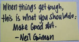 Neil Gaiman Quotes Impressive LeighChantelle Inspirational Quote For The Week Neil Gaiman Art