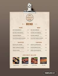 menu template free 120 free menu templates download ready made template net