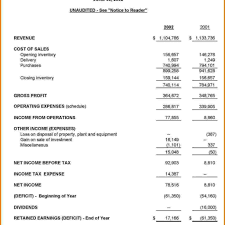 financial report template word financial report template for non profit organization word free how