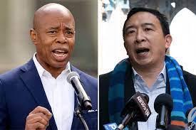 Andrew Yang, Eric Adams file ethics ...