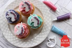 Rainbow Cake Colours Unicorn Decorating Kits Now Available