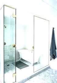 clawfoot tub glass shower enclosure tub shower enclosure shower claw foot tub shower enclosures charming and