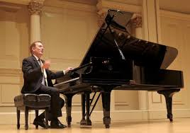 Richard Dowling Performs Joplin At Carnegie Hall
