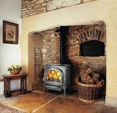 Wood Stove Living Room Design Wood Burning Stove Decorating Ideas Decosee Fireplaces