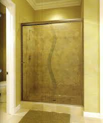 frosted glass shower doors custom frameless shower doors arizona shower door