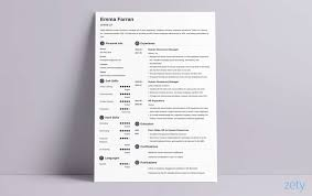 Is Zety Resume Good Resume Examples Resume Template