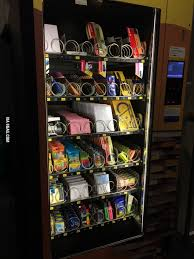 Office Supplies Vending Machine New Vending Machine Inside A German College Empire State Pinterest