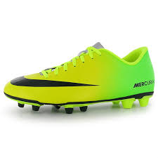 nike football boots. nike mercurial vortex fg mens football boots (yellow-black) [] - uksoccershop
