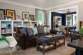 detroit brown couch decorating ideas