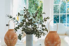 one of the best ways to use accent decor around your home is to get the outdoors inside use weather as an inspiration and decorate your home accordingly