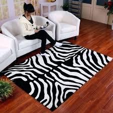 animal print area rugs zebra kids theme rug leopard