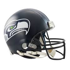 office merchandise.  office riddell seattle seahawks vsr4 fullsize authentic football helmet and office merchandise h