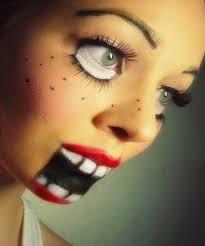 ventriloquist dummy creepy makeup makeup and costumes