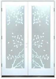 48 interior french doors cherry tree interior etched glass doors in interior french doors with frosted glass plans inch interior french doors frosted glass