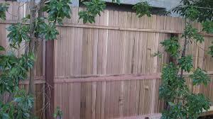 wood fence supplies in los angeles ventura atascadero goleta santa maria