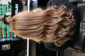 Warm Blonde Hair Color Made By