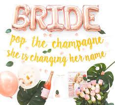 Balloon Designs For Bridal Shower Malibu Moments Bachelorette Party Decorations Kit Bridal