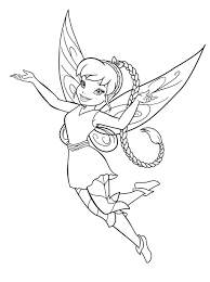 Fairy Coloring Pictures Coloring Free Coloring Pages