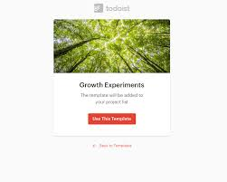 Use Templates Use A Template From Todoist Com Templates Todoist Help