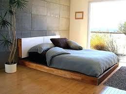 diy platform bed. Build To Platform Bed Plans Diy Beds Bedroom Easy California King Bu