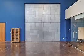 folding industrial door metal automatic security