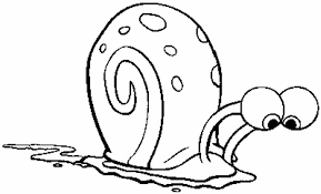 Small Picture Happy Snail Coloring Page Best Coloring Pages 5933 Unknown