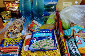 Water and snacks for Trekking