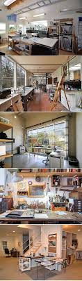 Home Art Studio 2292 Best Studio Art Spaces Images On Pinterest