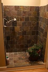 Diy Shower Design Diy Shower Door Ideas Bathroom With Doorless Shower