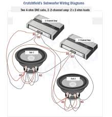 wire two amps 2 subs wiring diagram subwoofers car audio 1 wiring diagram subwoofer amp wire two amps 2 subs wiring diagram subwoofers car audio 1 graceful photograph