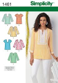 Simplicity Blouse Patterns Magnificent Simplicity Spring 48 Threads