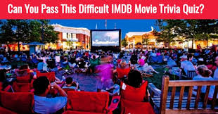 can you pass this difficult imdb movie trivia quiz quizpug imdb is known as the web s greatest source of movie info but do you think you can pass a trivia quiz the facts posted on this site