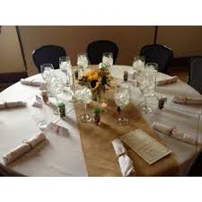 more views 18 inch wide burlap table runners