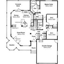 Plan HS  Bedroom Storybook House Plan With Expansion    Plan HS  Bedroom Storybook House Plan With Expansion   Floor Plans  The Floor and Floors
