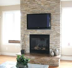 stone tiled fireplace split stone fireplace with modern family room stone tile fireplace designs