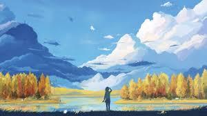 Anime Landscape Wallpaper HD ...