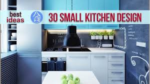 interior design ideas small kitchen. 30 Small Kitchen Design For Space \u2013 Beautiful Ideas Apartment Interior