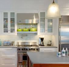 DIY Open backsplash Shelves in Kitchen