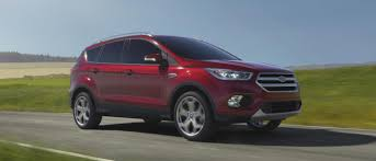 2019 Ford Edge Color Chart 2019 Ford Escape Exterior Color Options
