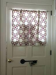 front door window covering ideas entry door window coverings door window treatments front door window curtains