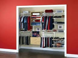wall closet organizers property photo gallery previous image next image