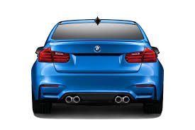 112506 | BMW 3 Series F30 Couture M3 Look Rear Bumper (requires ...