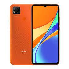 Xiaomi Redmi 9C Dual SIM in Orange mit ...