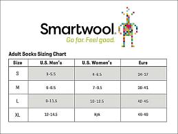 Smartwool Kids Socks Size Chart 34 Uncommon Smart Wool Sock Size Chart