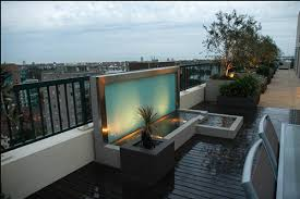 Small Picture Top Terrace Garden Interior Designers in India FDS