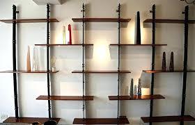 wall mounted bookcase diy interior wall mounted box shelves media mount bookshelf wine racks garage shelf