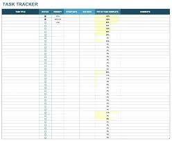 Weekly Homework Assignment Sheet Homework Tracker Template Chanceinc Co