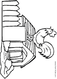 Small Picture Barn House Coloring Page Coloring Coloring Pages