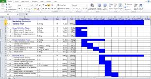 Business Plan Template Excel A Business Plan Is One Of The Most