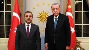 Erdoğan, Merkez Bankası Başkan Yardımcısı ile Para Politikaları Kurulu  üyesini görevden aldı | Euronews